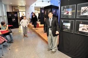 exposition regard brut sur Venise Karim TATAI Strasbourg