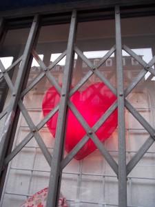 coeur enfermé exposition K Love karim TATAO Strasbourg