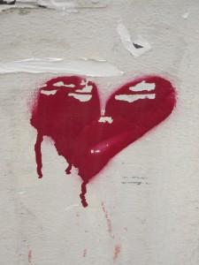 Le coeur qui pleure Karim TATAI Strasbourg Exposition K Love