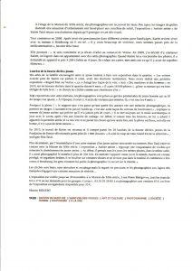 article St Dié-Info du 4 novembre 2016 p 2 Autiste-Artiste Karim TATAI Strasbourg