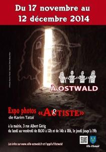 Exposition Autiste-Artiste mairie Oswald Karim TATAI