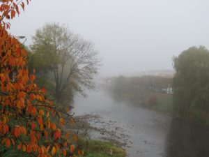 Brouillard à St Dié des Vosges Karim TATAI Strasbourg