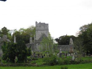 Abbaye parc Killarney Irlande