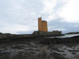 château de Jérémy Irons