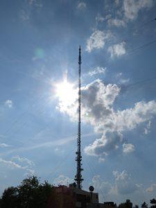 la grande antenne de Nordheim Karim TATAI Strasbourg