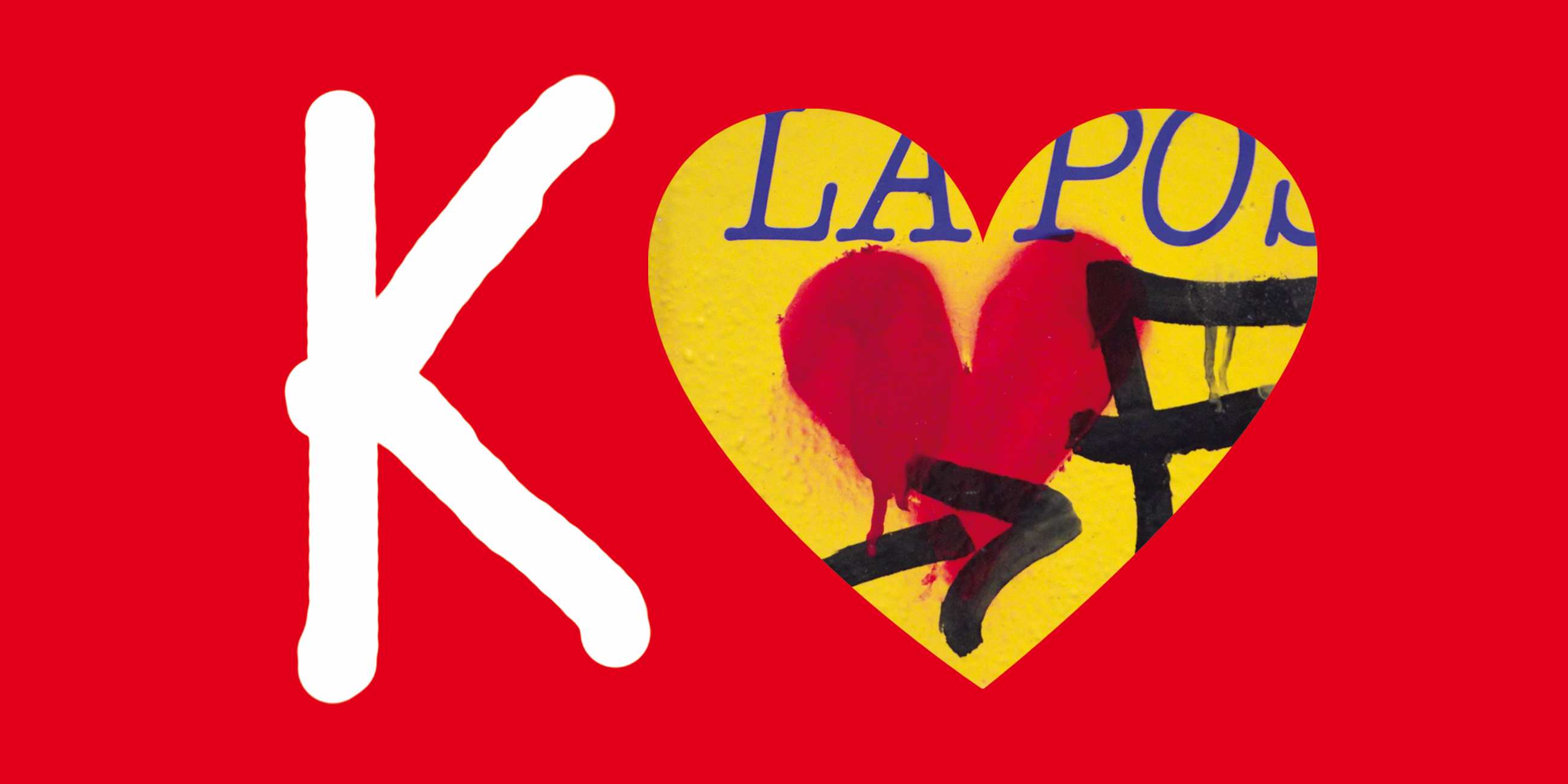 visuel exposition K Love Karim TATAI Strasbourg