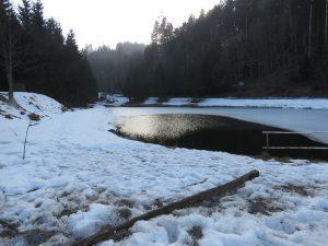 Etang vers la station de ski du lac blanc Karim TATAI Strasbourg