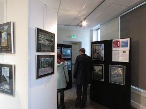 espace d'exposition autiste/Artiste Karim TATAI Strasbourg