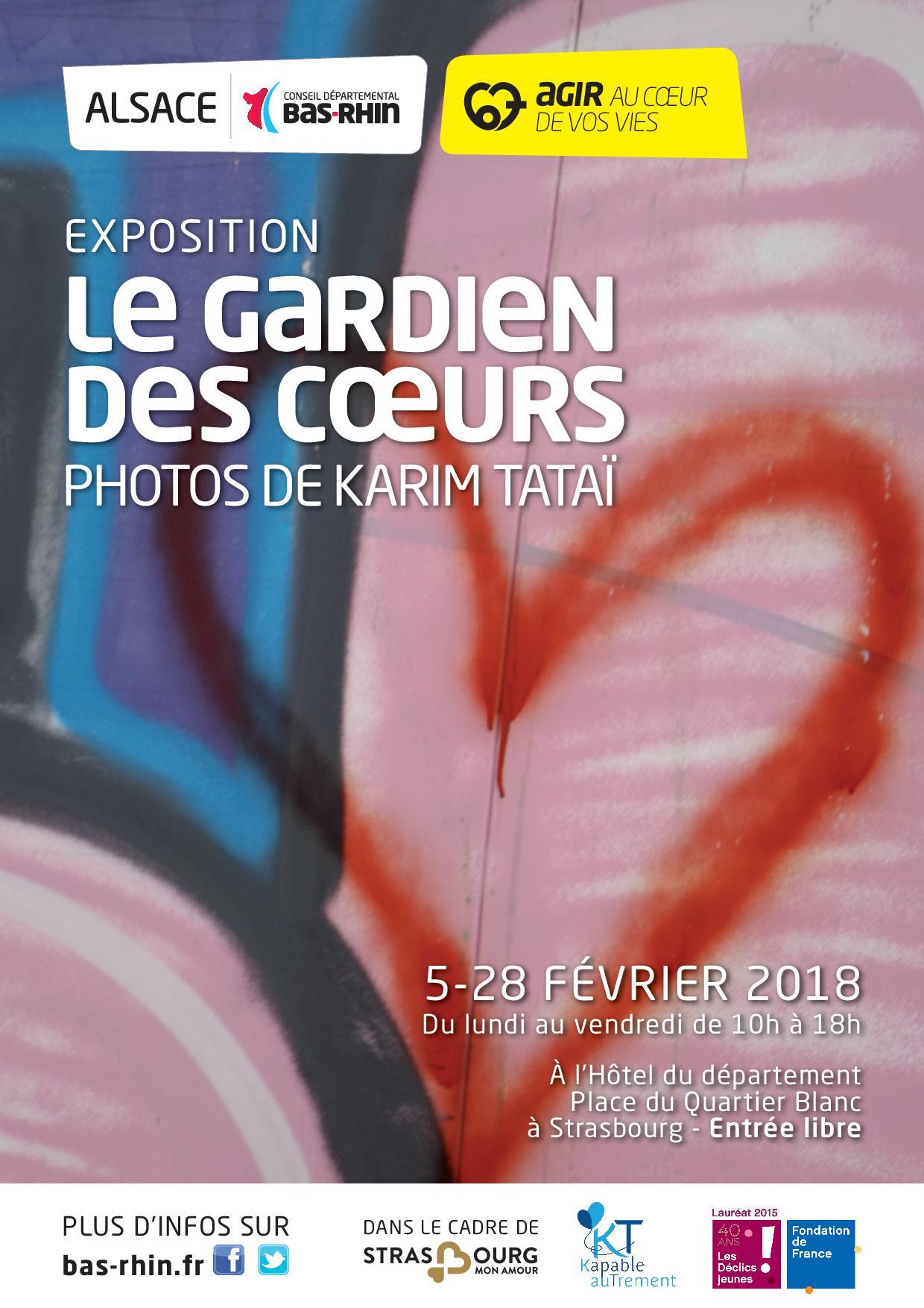 Affiche Le gardien des coeurs Karim TATAI