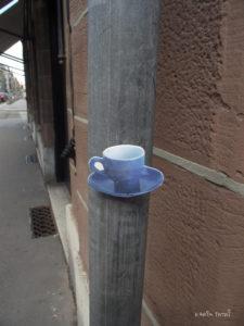 La tasse, Karim TATAÏ Strasbourg No Foto